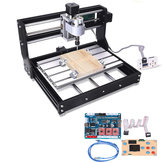 Offline Version 1610 PRO 3 Axis CNC Router GRBL Control DIY Adjustable Speed Spindle Laser Motor Wood Engraving Milling Machine