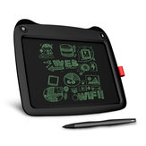 Howeasy Board EP0109 9 Inch 3D Panda Smart LCD Writing Tablet Electronic Drawing Writing Board Portable Handwriting Notepad Gifts for Kids Children