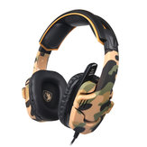 SADES SA-930 3.5mm jack Stereo Sound PS4 Gaming Headphone with Microphone for PS4 PC Mobile Phones