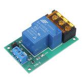 YYLOCK-2 5V / 12V / 24V Módulo de relé de alta potência Atraso de desligamento automático travado ao desligar o relé de sinal de pulso