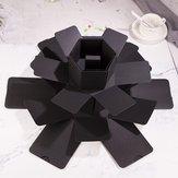Party's Surprise Explosion Love Flower Box for Birthday Wedding Photo Album Display