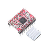 A4988 Driver Module Stepper Motor Driver Board with Heatsink