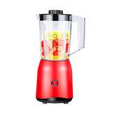 1.5L 22000rpm / s 250W Máquina procesadora de alimentos para desayuno Batido de frutas Batidora exprimidora de gran capacidad