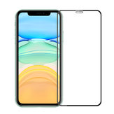 Mofi 3D Curved Edge 9 Hardness Anti-Explosion Full Cover Tempered Glass Screen Protector for iPhone XR / iPhone 11 6.1 inch