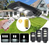 117/234/351 LED Solar Wall Street Light Motion Sensor Outdoor Lamp with Remote Controller