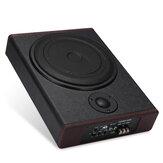 10 Inch 600W 12V Wooden Ultra-thin Subwoofer Car Audio Car Speaker
