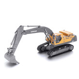 QY2301 2.4G 1/28 8CH RC Excavator Car Vehicle Models With Sound