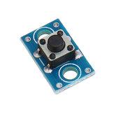 Módulo de llave de 6x6 mm Módulo de interruptor de botón táctil Componente electrónico