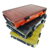ZANLURE Fishing Box Doppelseitiger Fischköder Pesca Zubehör Köderköder Fall Box Container