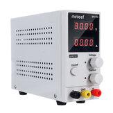 Minleaf LONG WEI K3010D 4 dígitos LED Display 110V / 220V 30V 10A Fonte de alimentação DC ajustável Fonte de alimentação regulada por comutação