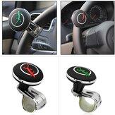 مقبض القوة Shift Knob مراقبة Universal Steering Wheel Spinner سيارة / شاحنة