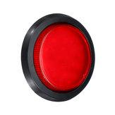 4 Zoll 24V 30 LED Bremsrückunterstützungsrücklichter für Anhänger-LKW-Lastwagen-Boots-Wohnwagen / RV