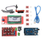 Geekcreit® RAMPS 1.4   Mega2560   A4988   2004LCD Controller 3D Printer Kit