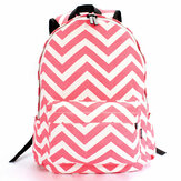 Women Girls Canvas Light Weight Backpack Shoulder School Bag Rucksack Satchel Travel Handbag