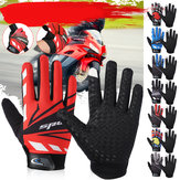 Windproof Touch Screen Gloves Breathable for Outdoor Riding Motorcycle Sport