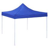 3x4.5m Outdoor Gölgelik Üst Değiştirme Çadırı UV Güneşlik Gazebo Su Geçirmez Kapak