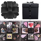 Creative DIY Photo Album Gift Surprise Mystery Gifts Gift Box Valentine's Day Scrapbook Wedding Xmas