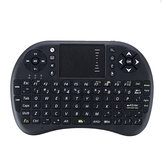 UKB-500-RF 2.4G Wireless English Mini Keyboard Touchpad Air Mouse Airmouse for TV Box Mini PC
