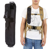 Nylon Tactical Backpack Shoulder Strap Bag Crossbody Pouch Accessory