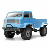 RGT 137300 1/10 2.4G 4WD RC Car with Front LED ضوء Electric Crawler Offler Vehicles RTR نموذج