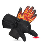 3 Level Electric Batterie Aktivierter Touchscreen Winter Handwarm beheizte Handschuhe
