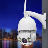 Bakeey 11LED 30X Zoom HD 2MP WiFi Wireless 1080P Security IP Camera Outdoor PTZ Waterproof Night Vision ONVIF - EU plug