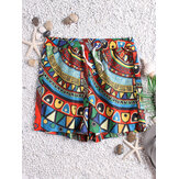 Funny Ethnic Style Board Shorts