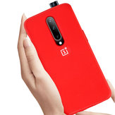 Bakeey Ultra Thin Anti-Scratch Liquid Silicone Soft Protective Case For OnePlus 7 Pro