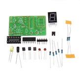 3個DIYデジタルディスプレイLEDロジックペン電子キット高低レベルテスト回路はんだ付け練習ボードキット