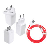 Oneplus 7/6T/6/5T/5/3T/3 6 Dash 5V/4A Travel Wall Power Adapter Fast Charger+USB-C Cable