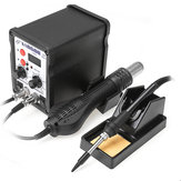 KS-8586 2 in 1 Soldering Iron Solder Rework Station Hot Air G un Handle Kit AC 110V/220V