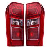 Auto Links Achterlicht Achterlicht LED Type 3 Met LED Lampen En Harnas Voor Isuzu DMax D-Max Ute 17-19 LHD