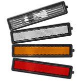 لسيارات bmw e30 e32 e34 318i 318is 325es 325i الخلفي اليسار الجانب الأيمن بدوره إشارة أضواء ماركر مصباح غطاء العدسة