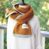 Bufandas y chales vendimia para mujer