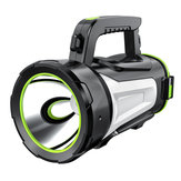 5000LM 3 Modes USB Rechargeable Super Bright LED Searchlight Spotlight Flashlight