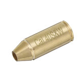 .40 Laser Bore Sighter Red Dot Sight Brass Cartridge Boresighter