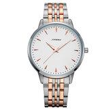 SINOBI 9823 Simple Dial Fashion Men Quartz Watch