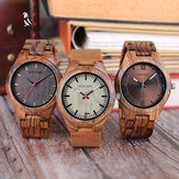 BOBO BIRD Q05 Unique Design Wooden Men Wrist Watch