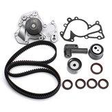 Timing Belt Kit Hydraulic Tensioner Water Pump for Hyundai Kia 2.7L 99-10