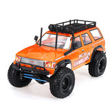 VRX RH1052 1/10 2.4G Brush RC Car Crawler RTR Vehicle Models With Battery Charger Transmitter