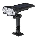 Bakeey LED Solar Wall Light Outdoor Waterproof Adjustable Angle Garden Light For Smart Home