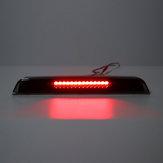 Luces de freno traseras ahumadas Lente LED 3RD para Nissan Titan 04-15 / 05-16 Frontier