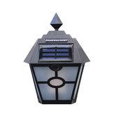Wodoodporna 28 LED Solar Power PIR Kinkiet z czujnikiem ruchu Zewnętrzna lampa ogrodowa