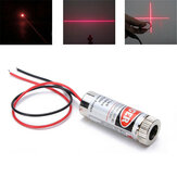 Module de diode laser focalisable 5mW 650nm Red Dot / Cross / Line