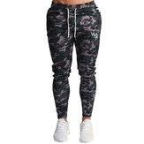 Męskie spodnie na co dzień Kamuflaż Sportowe spodnie myśliwskie do biegania Bieganie Sportowe spodnie do joggingu Spodnie