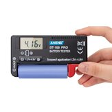 ANENG BT-168 PRO 1.2~4.8V Battery Tester for 18650 16340 14500 10440 Lithum Battery