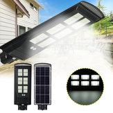 3800W 1152 LED Solar Street Light Motion Sensor Outdoor Garden Wall Lamp+Remote