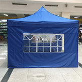3x3m Medical Tent Sidewalls Camping Travel Picnic Tent Canopy With Window Portable Sunshade Cover