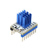 4pcs TMC2209 Stepper Motor Driver Super Silent Stepsticks Mute Driver Board 256 Microsteps For Sidewinder 3D Printer