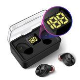 Bakeey D025 Digital Дисплей Сенсорное управление Bluetooth 5.0-вкладыши Наушник True Wireless Стерео Наушники